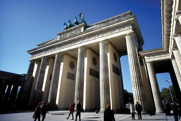 Berlin - världsmetropolen