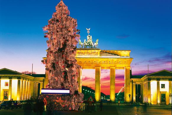 Berlin i jultid