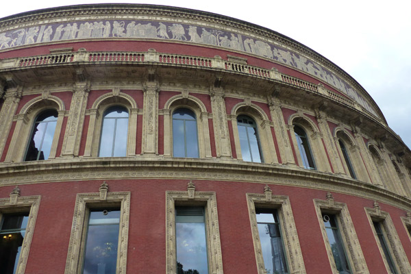 England london oxford 7 d for Door 12 royal albert hall