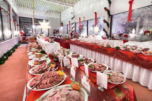 Julfirande på Ronneby Brunn