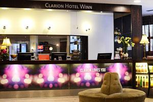 Clarion Hotel Winn, G�vle