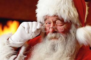 Jul på Ronneby Brunn