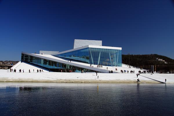 Oslo med opera & konst