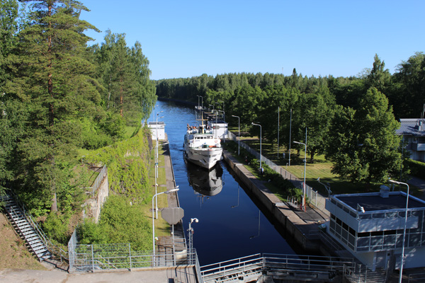 Finland - De tusen sjöarnas land