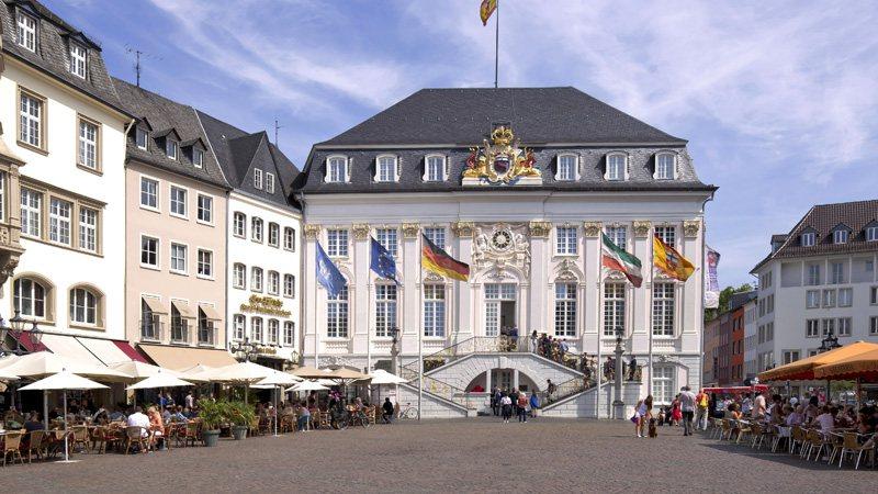Beethoven 250-årsjubileum med Bonn & Köln