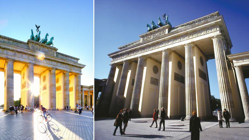 Berlin - världsmetropolen med Potsdam & Bauhaus-skolan 100 år
