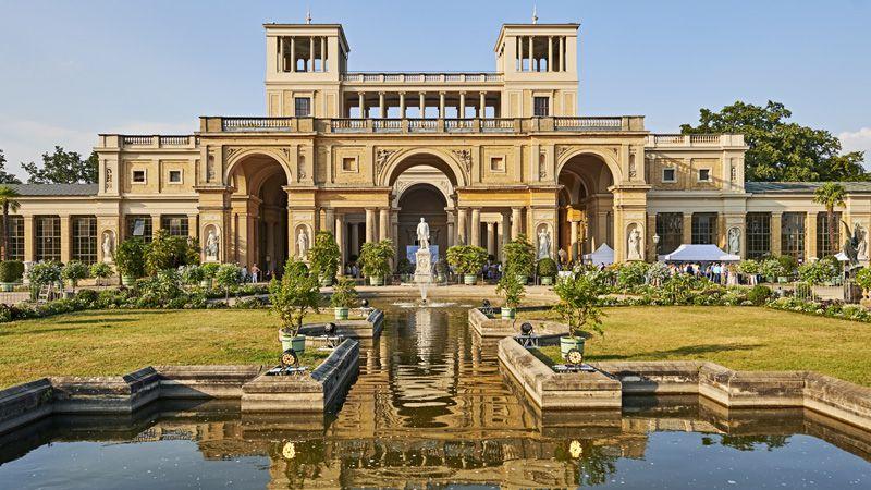 Potsdam Sanssouci.