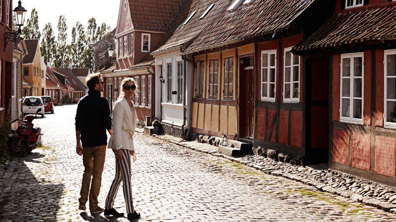 Dansk idyll - Ærø, Faaborg & Vesterhavet