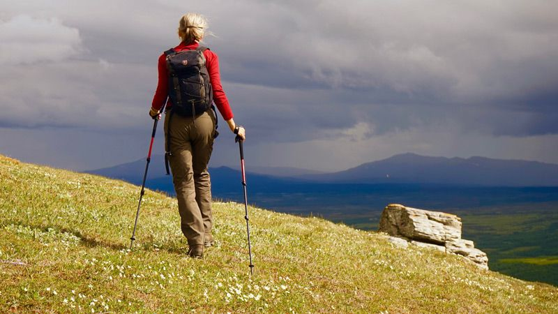 Vandra i Funäsdalen - en perfekt kombination av träning och semester