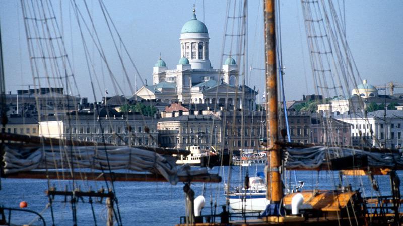 Helsingfors med opera