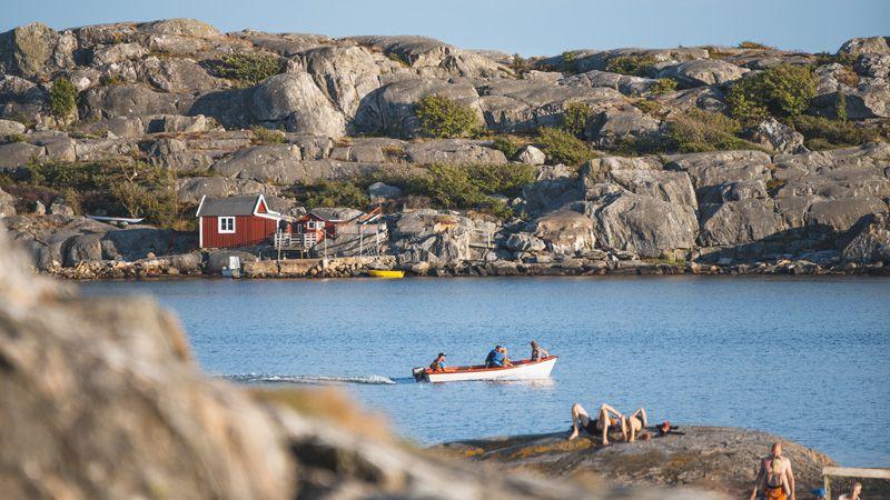 Hönö och Öckerö - Göteborgs norra skärgård