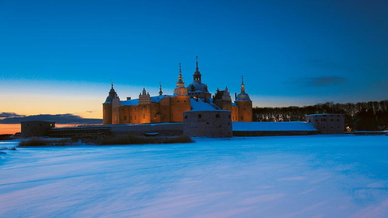 Stämningsfullt julfirande i Kalmar