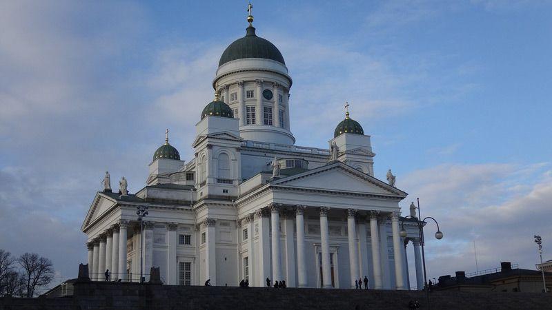 Moskva med Helsingfors - Kreml, Röda Torget, Tretjakovgalleriet