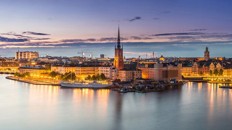 Stockholm - musikal Häxorna i Eastwick