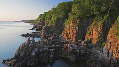 Bornholm - den ljuvliga ön med rundtur, smörrebröd & ölprovning