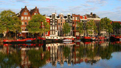 Resa till holland för en långsiktig semester | Jörns Resor