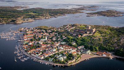 Guidad vandring på Marstrand