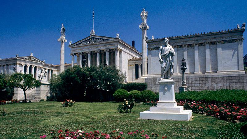 Aten dating Grekland