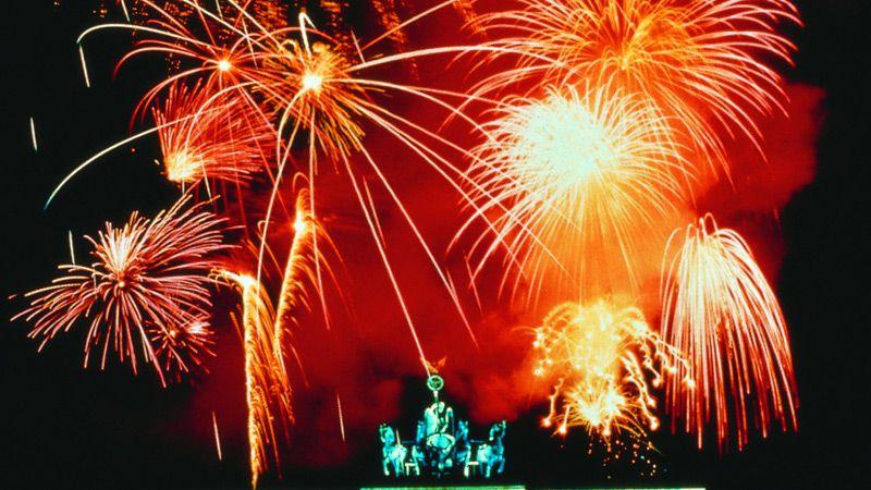 Fira nyår i Berlin med nyårskonsert & Potsdam