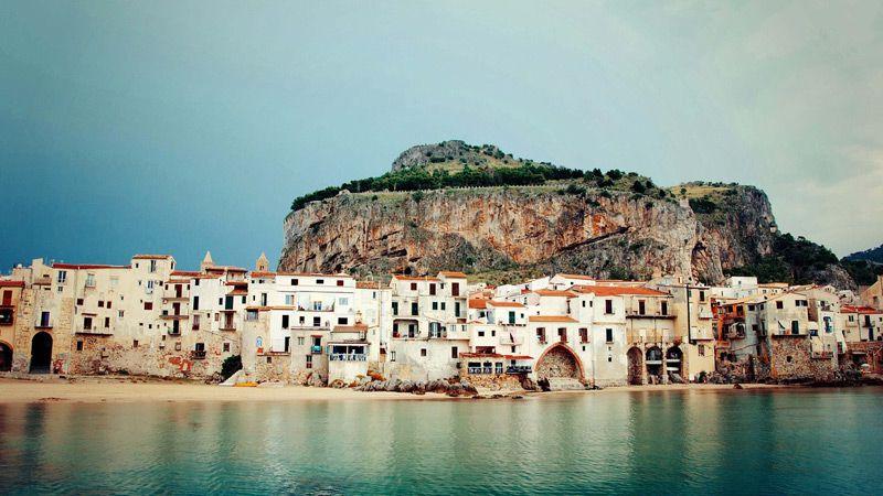 Sicilien - en odyssé med Amalfikusten, Etna, Pompeji & Rom