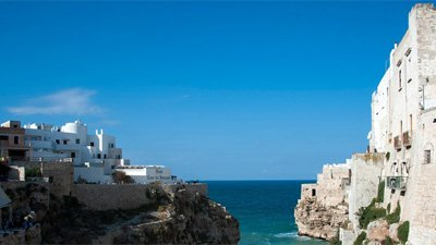 Italiens okända skatt Apulien -