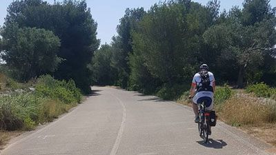Apulien - på cykel runt Italiens klack