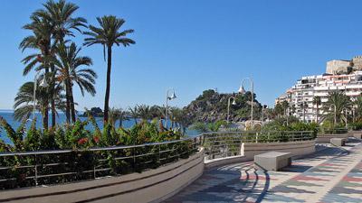 Almuñécar på spaniens sydkust en vacker plats för en långtidssemester i spanien | Jörns Resor