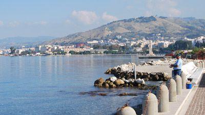 Mat & kultur i Kalabrien -