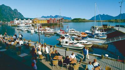 Kiruna-Narvik med Malmbanan & Lofoten