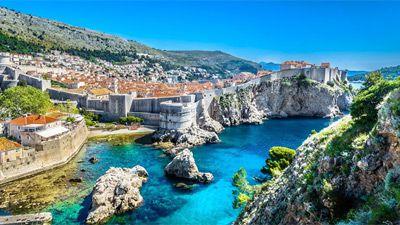 Kroatien - de 1000 öarnas land med Dubrovnik, Split och Korcula
