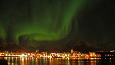 Lofoten i norrsken - en vinterresa