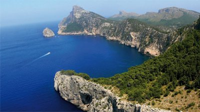 Cap de Formentor Mallorca.