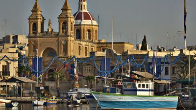 Medelhavsön Malta - bland riddare & tempel