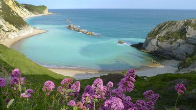 Vandring i Cornwall & Devon