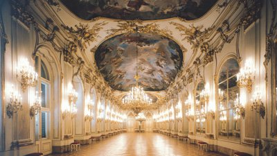 Wien i vårskrud med föreställning på Volksoper