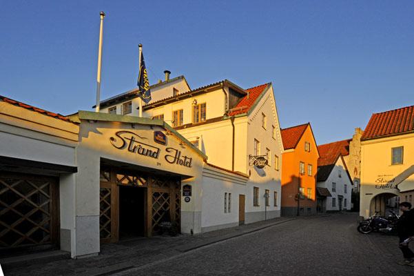 Best Western Strand Hotel, Visby
