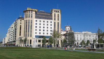 Hotel Bahía, Santander