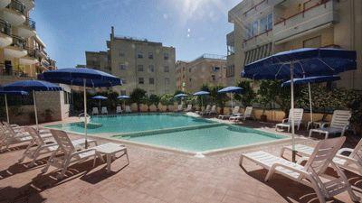 Pool Rina Hotel Alghero