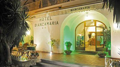 Hotel Biancamaria, Anacapri