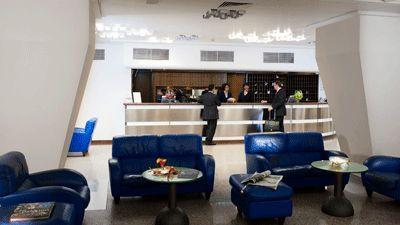 Lobby Astoria Palace Hotel