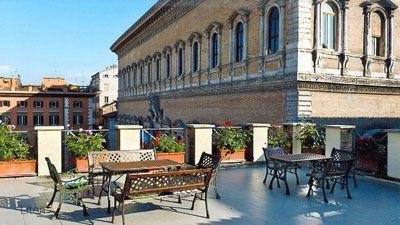 Casa di Santa Brigida, Rom