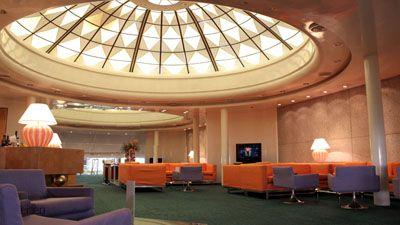 Lobby Albani Hotel Rom