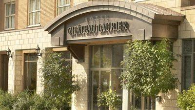 Entré Hotel Chateau Laurier Quebec