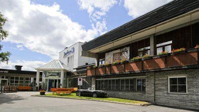 Entré Radisson Blu Mountain Resort