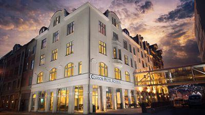 Clarion Hotel Admiral, Bergen