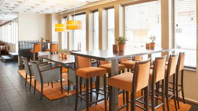 Resturang Hotel Scandic Honningsvåg