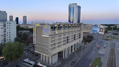 Hotel Golden Tulip Warsaw Centre