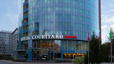 Courtyard by Marriott Paveletskaya, Moskva