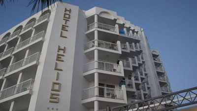 Hotel Helios, Almuñécar