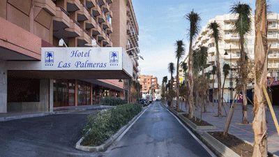 Entré Hotel Las Palmeras Fuengirola